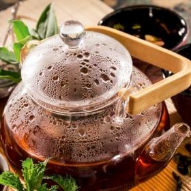 La llaman la infusión milagrosa, el té verde!